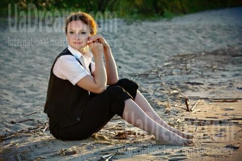Rusya from Cherkasy 35 years - carring woman. My small public photo.