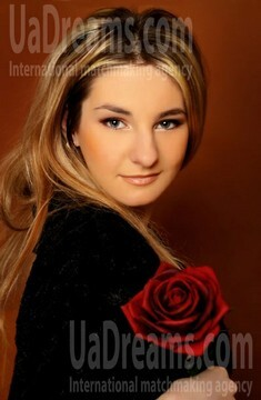 Anna from Poltava 22 years - eyes with love. My small public photo.