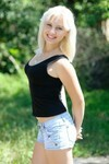 Olena from Ivanofrankovsk 24 years - eyes lakes. My small primary photo.