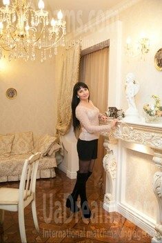 Nadya from Poltava 28 years - ukrainian bride. My small public photo.