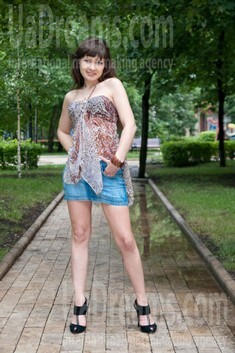 Olga from Donetsk 28 years - bride for you. My small public photo.