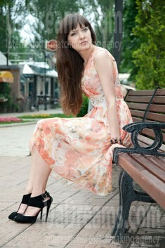 Olga from Donetsk 28 years - beautiful and wild. My small public photo.