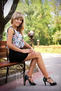 Olechka from Zaporozhye 23 years - desirable woman. My small public photo.