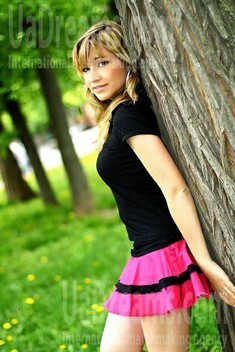 Tatiana from Poltava 21 years - easy charm. My small public photo.