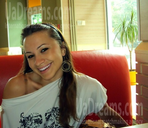 Tatiana from Poltava 22 years - search for love. My small public photo.