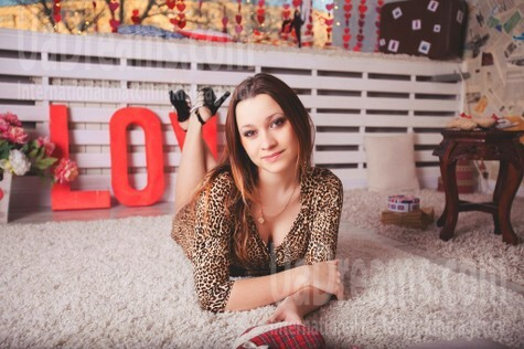 Tatiana from Poltava 22 years - eyes lakes. My small public photo.