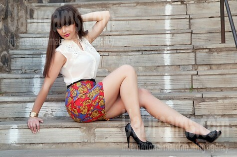 Julia from Sumy 26 years - desirable woman. My small public photo.