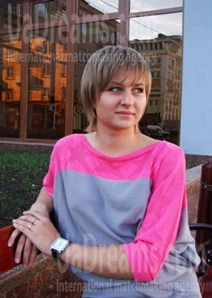 Myroslava from Rovno 21 years - independent woman. My small public photo.