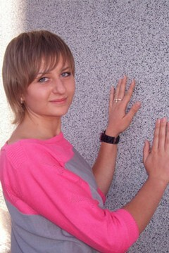 Myroslava from Rovno 21 years - looking for relationship. My small primary photo.