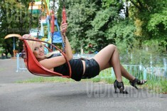 Natalie from Rovno 26 years - girl for marriage. My small public photo.