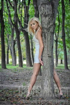 Natalie from Rovno 28 years - attractive lady. My small public photo.