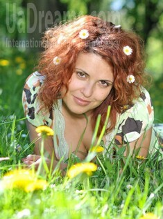 Tatiana from Rovno 32 years - smiling for you. My small public photo.