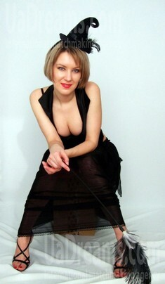Elena from Rovno 27 years - waiting for husband. My small public photo.