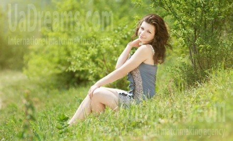 Olesya from Ivanofrankovsk 20 years - ukrainian bride. My small public photo.