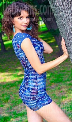 Nataly from Poltava 22 years - eyes lakes. My small public photo.