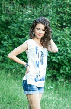 Nataly from Poltava 23 years - introduce myself. My small public photo.
