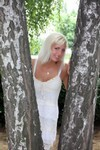 Ekaterina from Odessa 23 years - nice fiancee. My small primary photo.