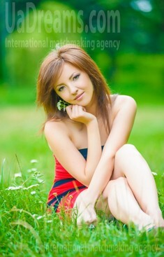 Ira from Ivanofrankovsk 27 years - natural beauty. My small public photo.