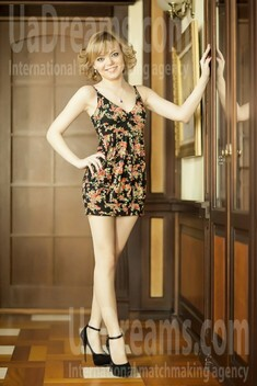 Anyuta from Nikolaev 27 years - desirable woman. My small public photo.