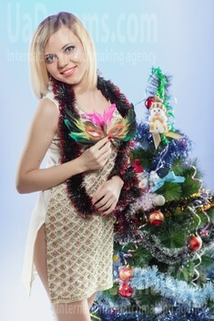 Anyuta from Nikolaev 27 years - waiting for husband. My small public photo.