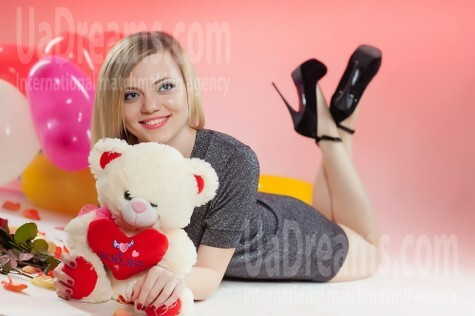 Anyuta from Nikolaev 27 years - kind russian girl. My small public photo.