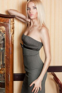 Irina from Nikolaev 23 years - independent woman. My mid primary photo.