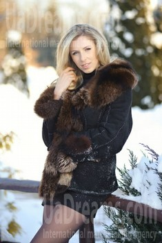 Antonina from Ivanofrankovsk 27 years - single russian woman. My small public photo.