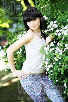 Marina from Poltava 24 years - seeking soulmate. My small public photo.