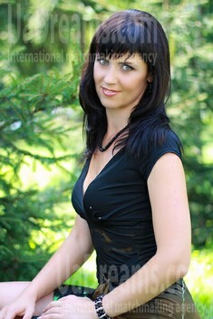 Nelya from Poltava 29 years - look for a man. My small public photo.