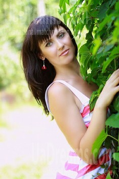 Nelya from Poltava 29 years - ukrainian bride. My small public photo.