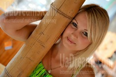 Natalie from Zaporozhye 28 years - easy charm. My small public photo.