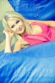 Natalie from Zaporozhye 28 years - bright smile. My small public photo.