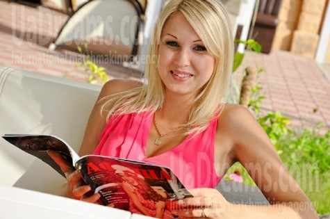 Natalie from Zaporozhye 28 years - cat's-paw. My small public photo.