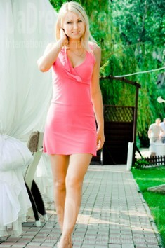 Natalie from Zaporozhye 28 years - eyes lakes. My small public photo.