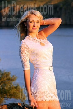 Natalie from Zaporozhye 29 years - searching life partner. My small public photo.