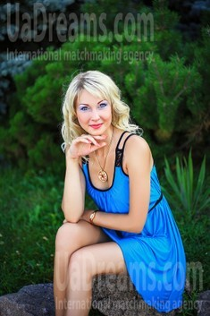 Natalie from Zaporozhye 30 years - look for fiance. My small public photo.