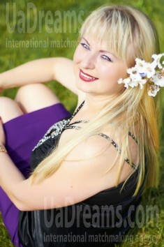 Irina from Cherkasy 34 years - girl for marriage. My small public photo.