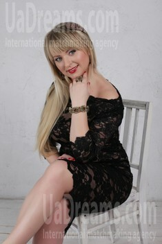 Irina from Cherkasy 35 years - it's me. My small public photo.