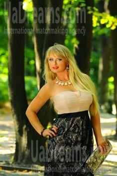 Irina from Cherkasy 35 years - eyes lakes. My small public photo.