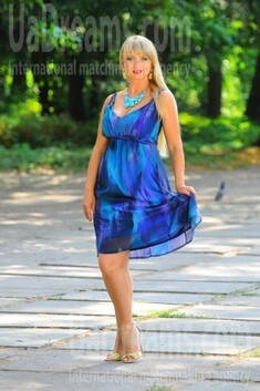 Irina from Cherkasy 35 years - look for a man. My small public photo.