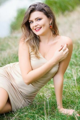 Natalya from Ivanofrankovsk 24 years - Kind-hearted woman. My big primary photo.