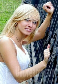 Natalie from Sumy 24 years - carring woman. My small public photo.