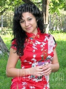 Lida from Sumy 25 years - single russian woman. My small public photo.