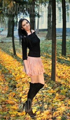 Kateryna from Rovno 25 years - ukrainian woman. My small public photo.