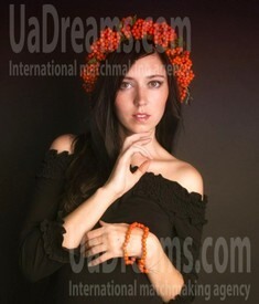 Kateryna from Rovno 25 years - attractive lady. My small public photo.