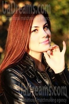 Julia from Rovno 21 years - independent woman. My small public photo.