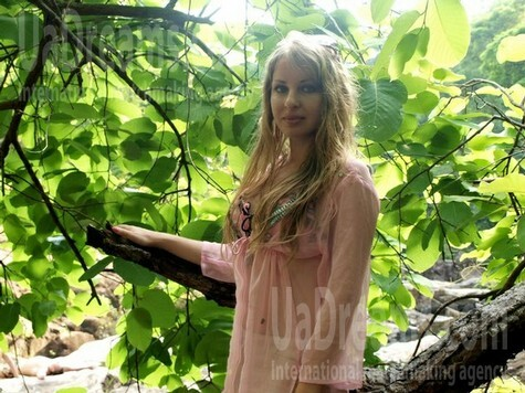 Julia from Zaporozhye 26 years - search for love. My small public photo.