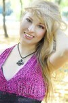 Julia from Zaporozhye 27 years - girl for marriage. My small primary photo.