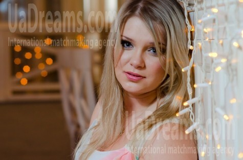 Veronika from Sumy 28 years - charm and softness. My small public photo.