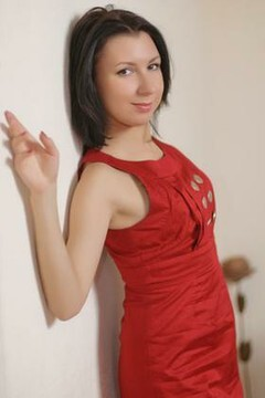 Ira from Ivanofrankovsk 27 years - natural beauty. My small primary photo.